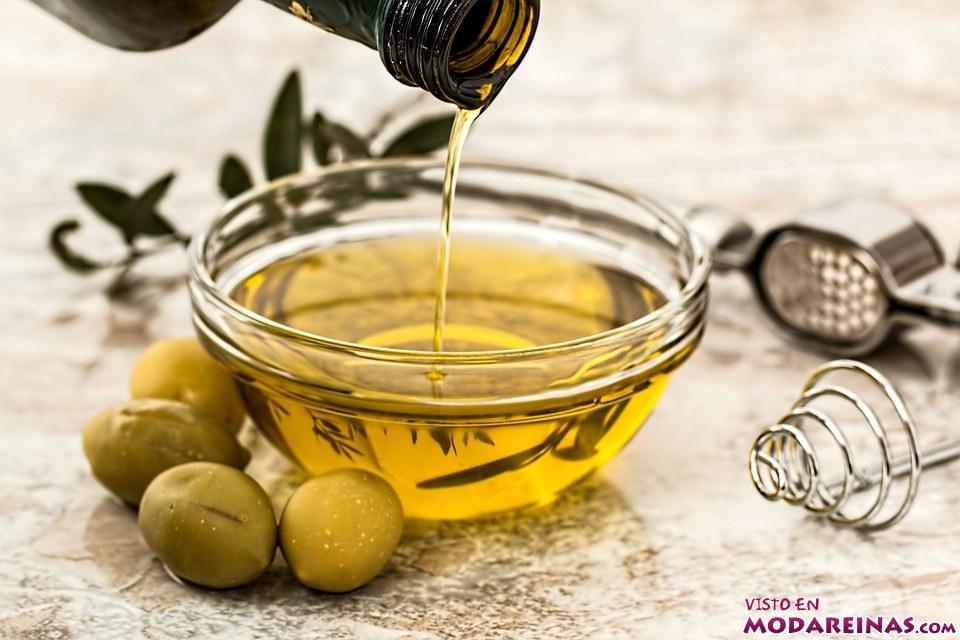 aceite de oliva para belleza