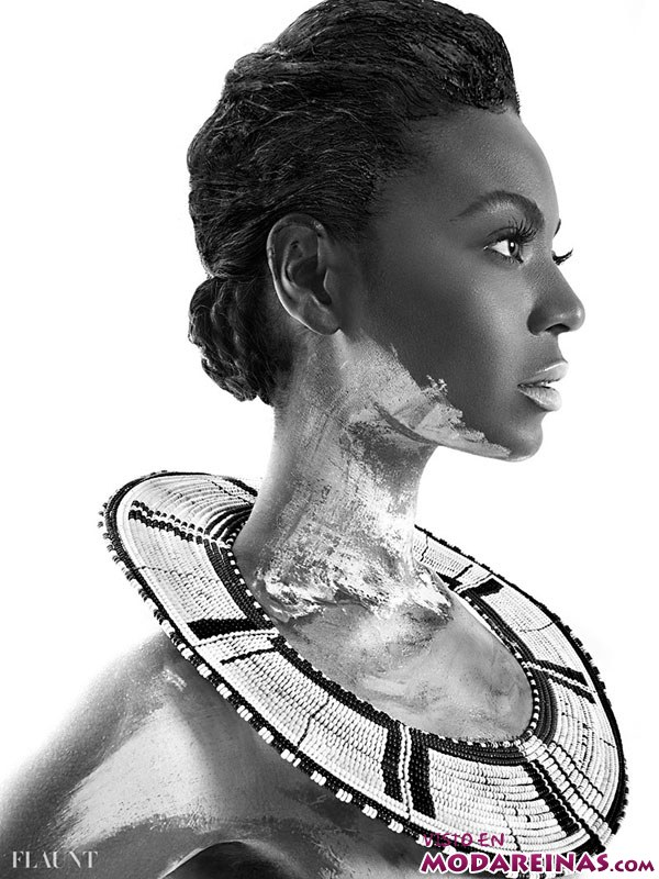 Beyoncé posa para Flaunt