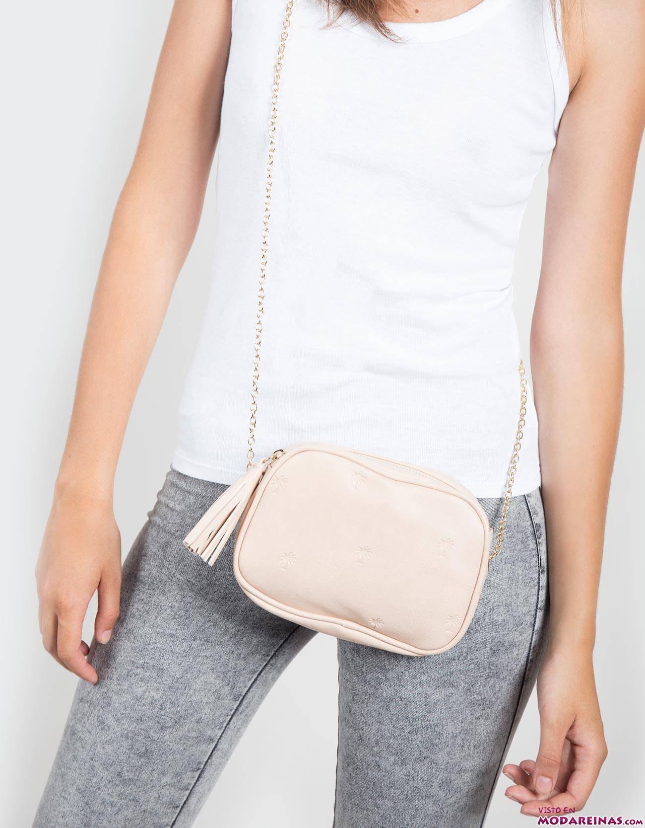 bolso pequeño de bandolera shana