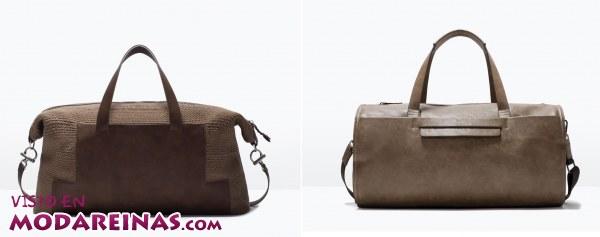 Bolsos y mochilas de Zara para esta temporada