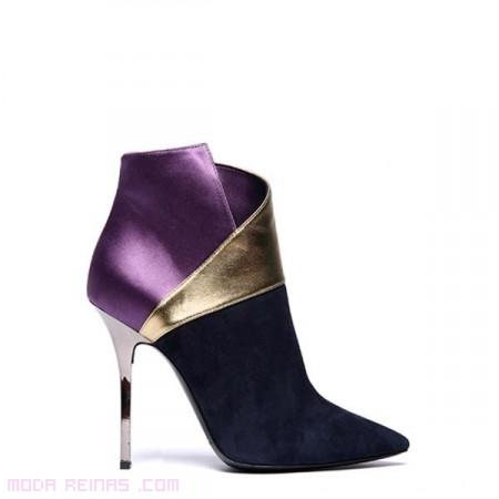 Botines de moda para el 2012