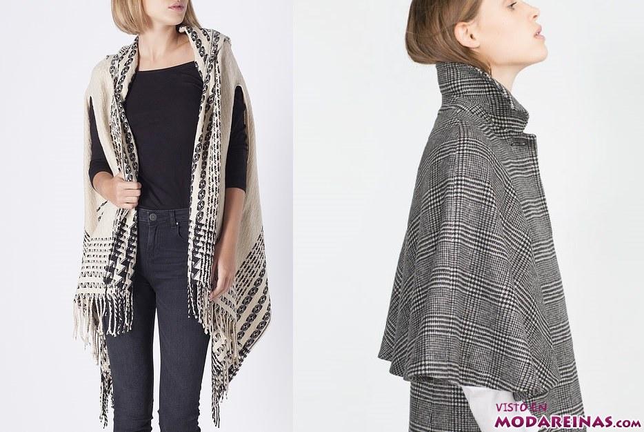 capas de lana para otoño