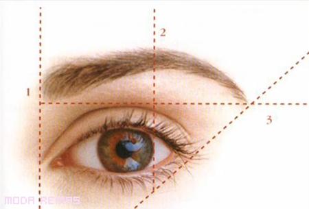 Cómo llevar las cejas según tu tipo de rostro