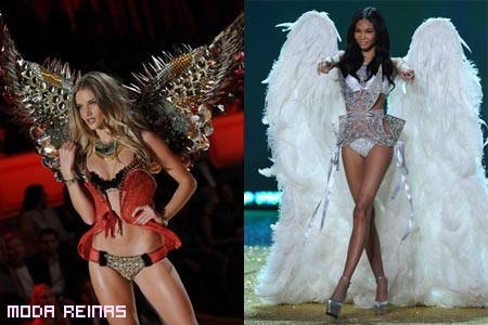 Lencería de Victorias Secret 2011