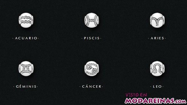 Charms zodiaco