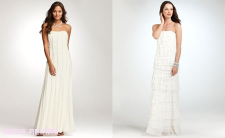 Vestidos de novia sencillos, por Ann Taylor