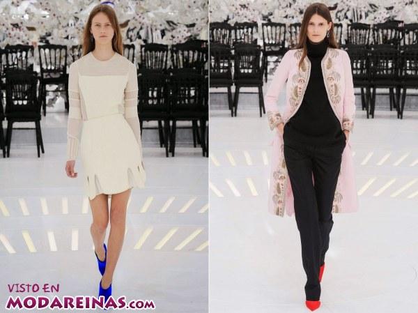 Colección Dior otoño e invierno 2014-2015