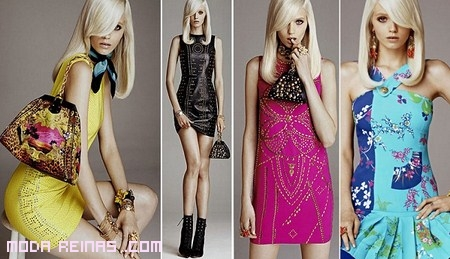 Colección Versace para H&M