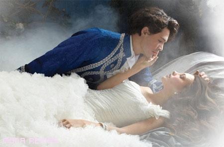 Vestidos de novia de las princesas Disney