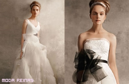 Vestidos de Novias 2011 por Vera Wang