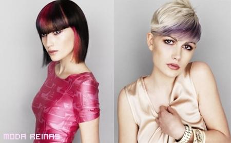 Colores de cabello de moda el 2011