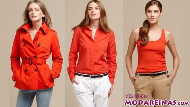 combinar colores claros en la moda