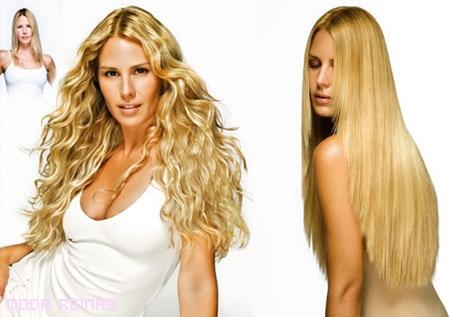 Extensiones de cabello para cambiar tu look