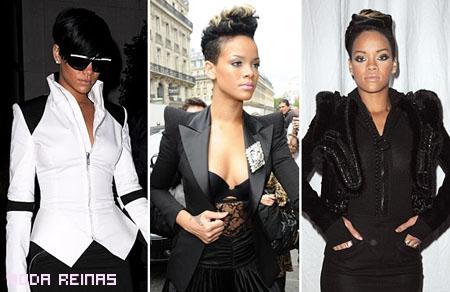 Rihanna y sus vestuarios más fashion