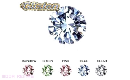 Cristales para decorar tu cabello for Cristales swarovski para decorar unas