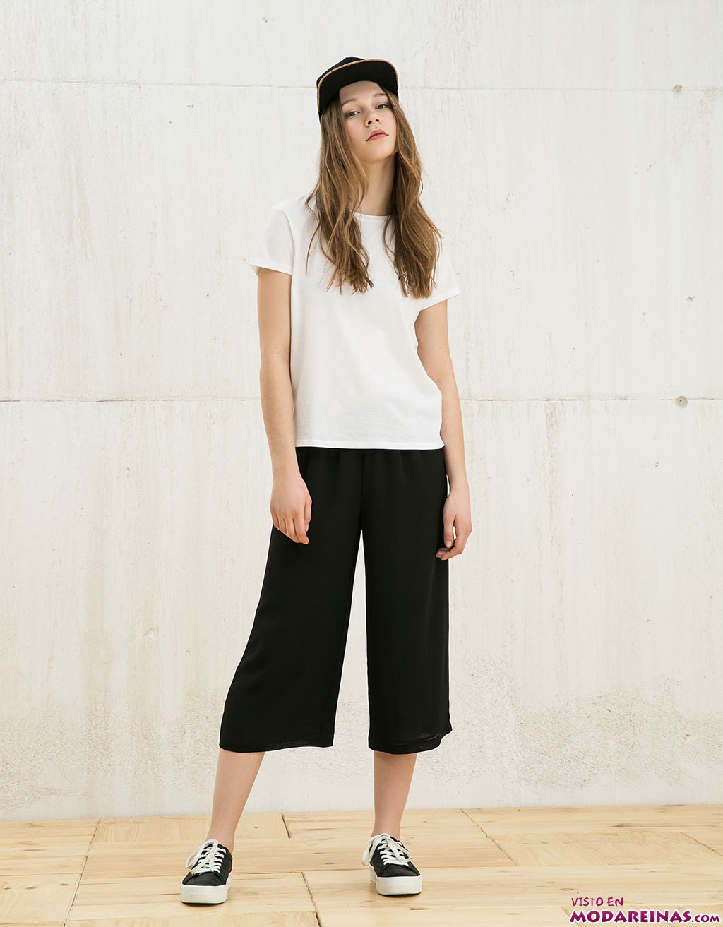 culotte en color negro