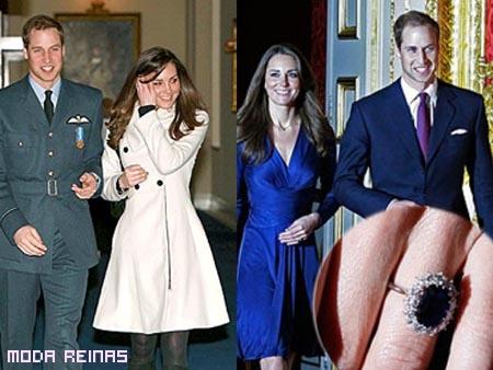 el-anillo-de-compromiso-de-Kate-Middleton