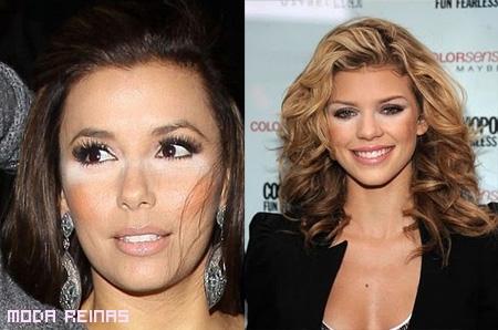 Errores más comunes en el maquillaje