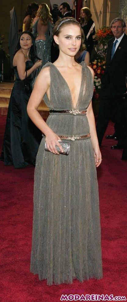 escotes en vestidos de famosas