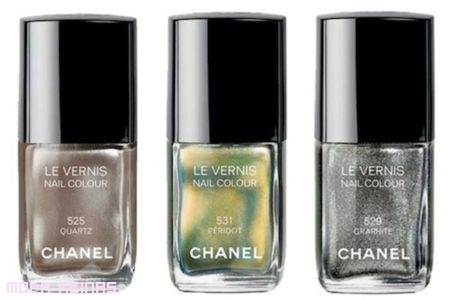 Esmalte de uñas Chanel 2011 - 2012