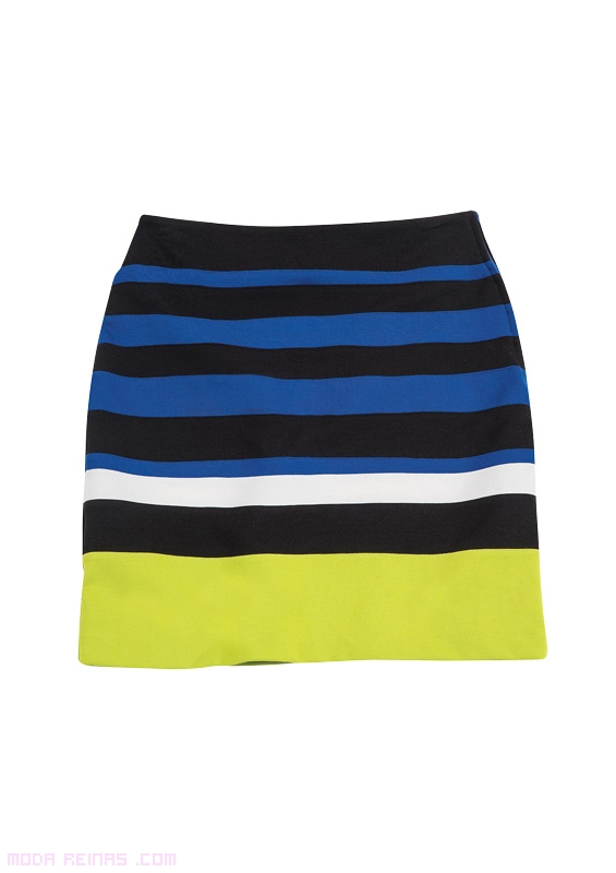 minifaldas de moda