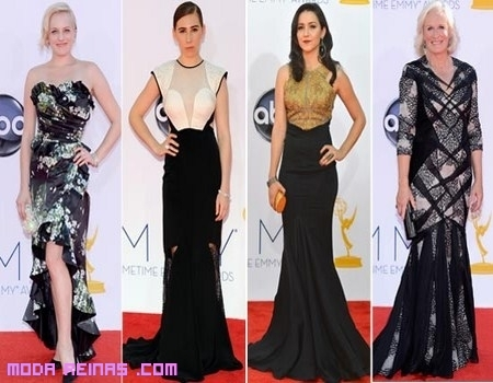 Premios Emmys 2012