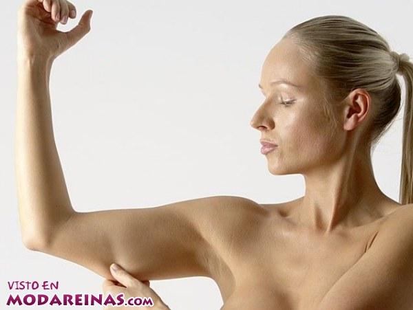 Ejercicios y consejos para reducir la flacidez de brazos