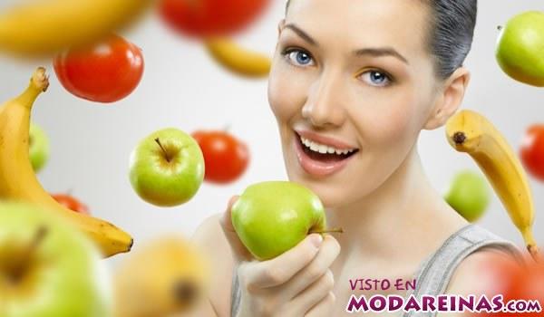 frutas para dieta