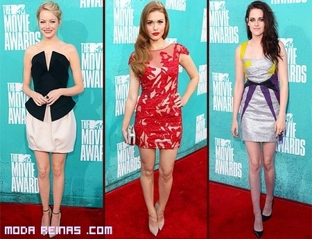 Gala MTV Movie Awards 2012