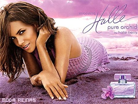 Halle Berry promociona perfume