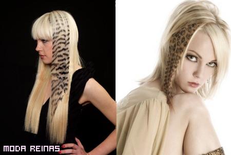 Ideas para teñirse el pelo