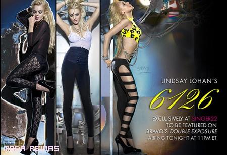 Línea de ropa 6126 de Lindsay Lohan