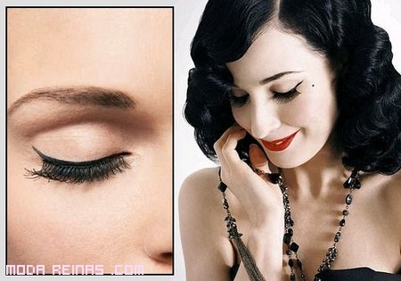 eyeliner de moda