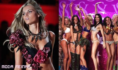 Lencería de Victoria s Secret Otoño 2010