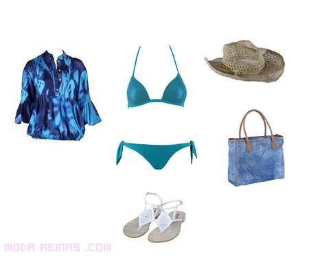 Look playero para el verano 2012