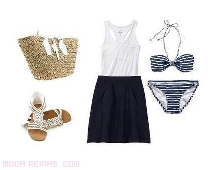 moda para la playa 2012