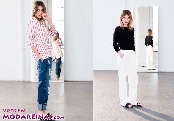 Lookbook Febrero de Bershka