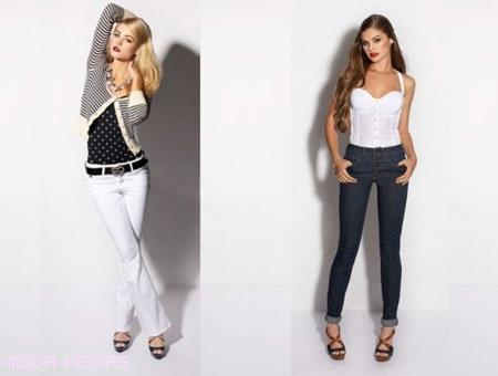 Jeans Primavera 2011, por Guess