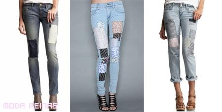 los-mas-lindos-Jeans-con-parches-a-la-moda