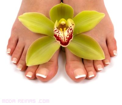 pies perfectos con pedicura
