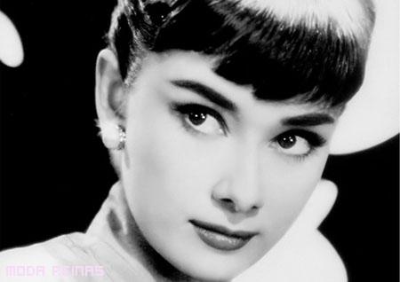 Maquillaje inspirado Audrey Hepburn