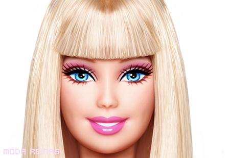 maquillaje-de-la-muneca-barbie