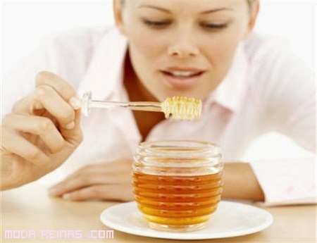 Mascarillas y trucos con miel