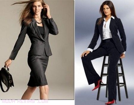 Tags  Look Ejecutivo Moda Trajes Colores Mujer