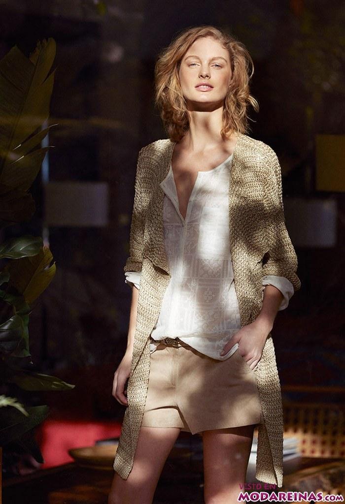 moda primavera 2015 massimo dutti