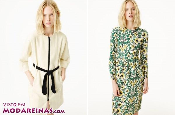 It´s Spring en Zara