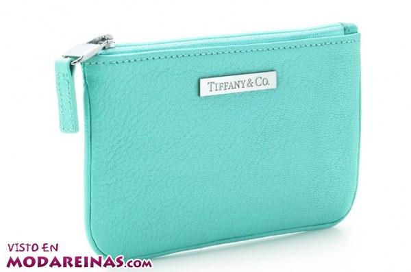 Monederos y carteras  azul Tiffany