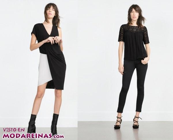 Zara nos presenta sus novedades para otoño 2015