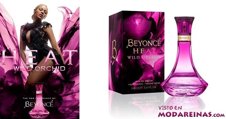 Nuevo perfume Heat Beyoncé
