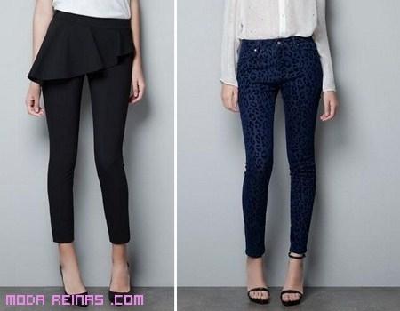 Nuevos estilos de pantalones para el 2013